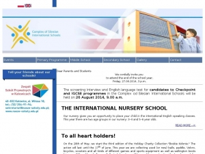 International schools and their advantages